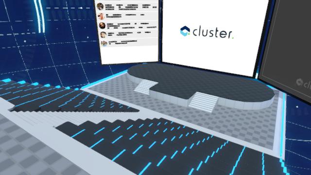 おきゅっていいとも cluster.公開生放送